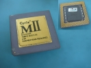 Cyrix MII-233GP 75 gold B