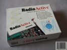 Radio Active FM Radio Card BOX