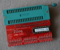 MCS-80 test-board for Z80 Expansion